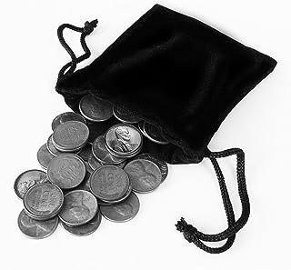 50 steel pennies