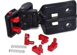 Soft Top Roof Latch Rebuild Kit for Geo tracker/Suzuki Sidekick (Delrin with springs)