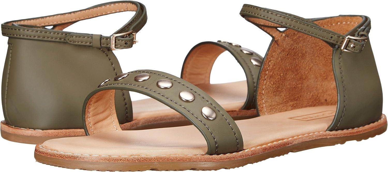 Hunter Womens Original Leather Studded Sandal