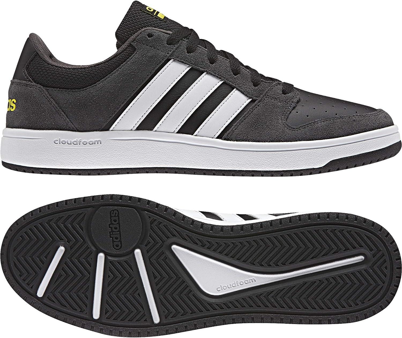 Adidas Herren Cloudfoam Bb Hoops Turnschuhe