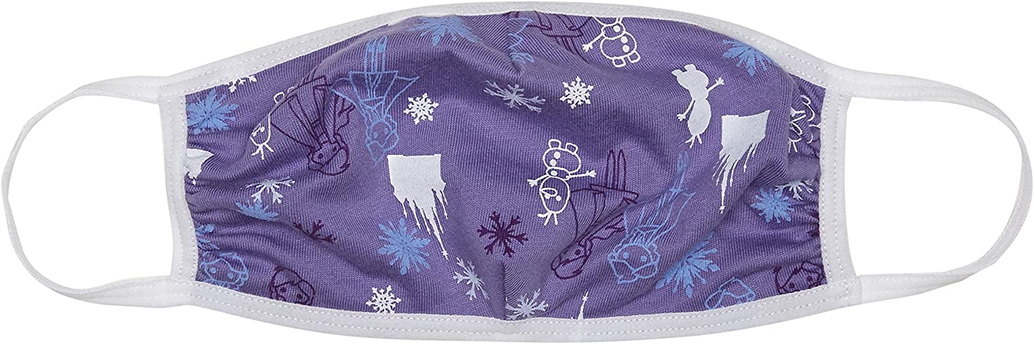 Essentials Womens Disney Star Wars Marvel Frozen Kids and Adults Reusable Face Coverings for The Family