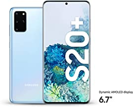 Samsung Galaxy S20+ 5G, 12 GB RAM, 128 GB, UAE Version - Cloud Blue