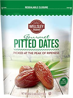 Wellsley Farms Dried Pitted Date 40 Oz,, ()