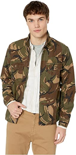 Olive Brown Camo