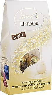 Lindt LINDOR Stracciatella Truffles, 5.1 oz. Bag, Pack of 6