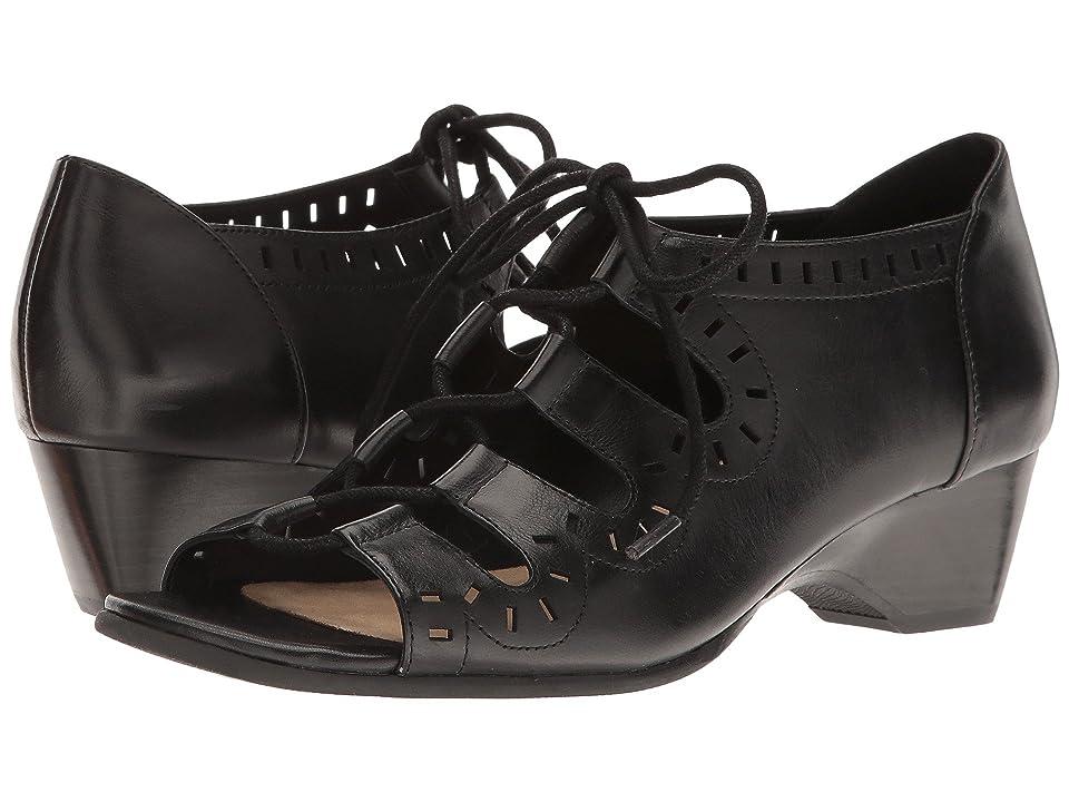 Bella-Vita Prescott (Black) High Heels