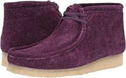 Deep Purple Hairy Suede