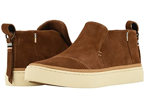 Toms Paxton Water Resistant Slip Ons At 6pm