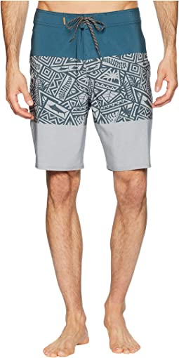 Liberty Triblock Boardshorts 20""