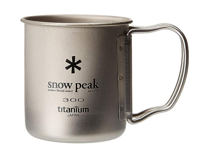 Titanium Single Wall 300 Mug (Titanium) Dinnerware Cookware