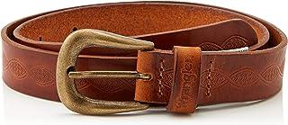 Wrangler Twisted Pattern Belt Cinturón para Mujer