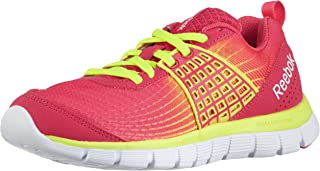 Reebok Z Dual Rush Womens Running Trainers - Pink and Yellow