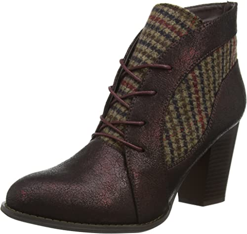 Joe brauns Ultimate Tweedy Ankle Stiefel, Stiefel para damen