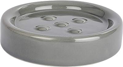 Wenko Soap tray Polaris Grey ポラリス ソープトレー グレー