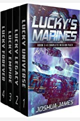 Lucky's Marines: Book 1-4 Kindle Edition