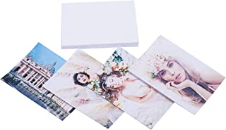 Printerry Matte Photo Paper 4 x 6 Inches (50 Sheets) 58lbs/220gsm, Double Sided