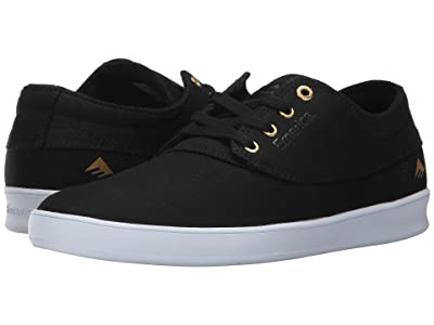 Emerica Emery (Black/White) Men