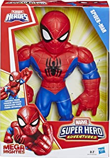 Hasbro Playskool Heroes- Avenger Spiderman, Multicolor (E4147ES0)