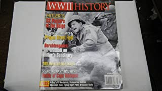 Ww II History Magazine March 2007 Hitler's Ss Panzers At the Bulge