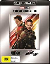 Ant-Man - 2 Film 4K Collection