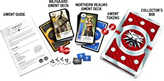 CD Projekt Red The Witcher 3: Wild Hunt Pair of Blood & Wine Expansion Gwent Card Decks