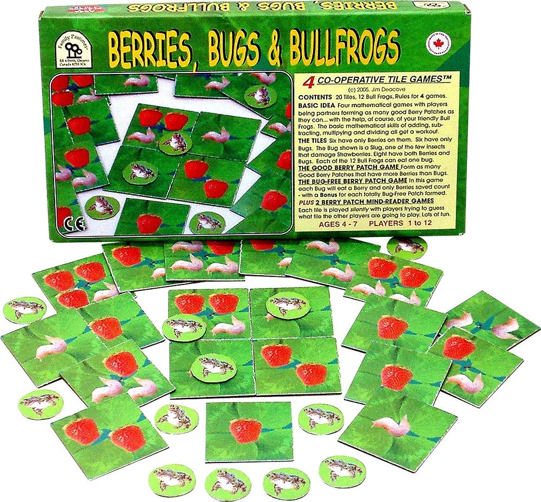 en venta en línea Berries, Bugs Bugs Bugs and Bullfrogs  Envío 100% gratuito