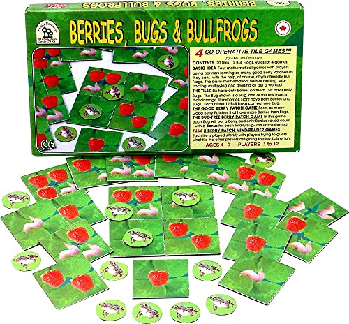 barato Berries, Bugs and and and Bullfrogs  calidad auténtica