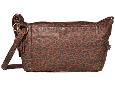 FRYE AND CO. Jolie Crossbody (Leopard) Cross Body Handbags