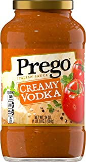 creamy vodka sauce prego
