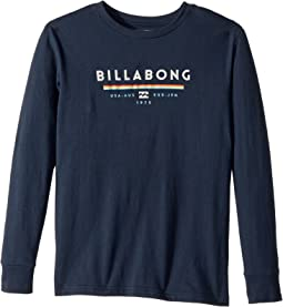 Billabong Kids Unity Long Sleeve T-Shirt (Big Kids)