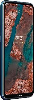 "Nokia X20 5G Smartphone, Dual SIM, 8GB RAM, 128GB ROM, 6.67"" Full HD+ screen, 64MP quad camera, 32MP front camera with ZEI..."