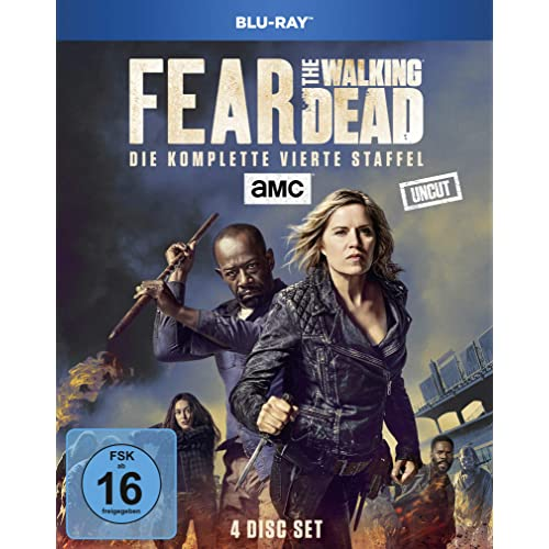 Fear the Walking Dead - Die komplette vierte Staffel - Uncut