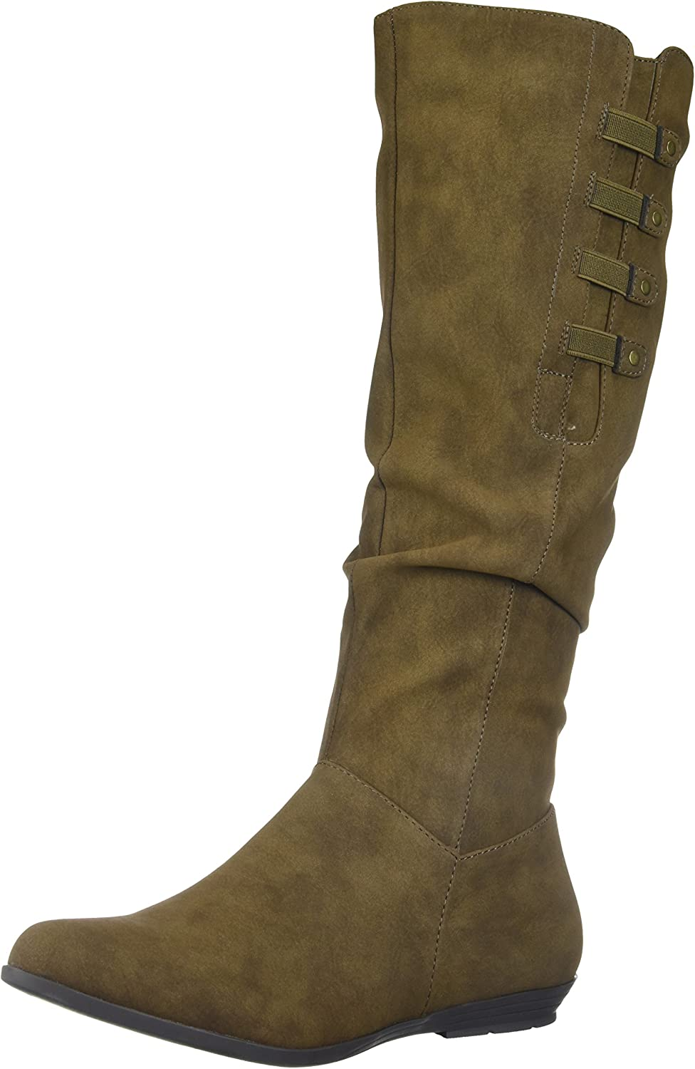 CLIFFS BY WHITE MOUNTAIN Women's Fordham Knee High Boot