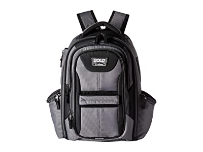 Travelpro BOLD by Travelpro Computer Backpack (Gray/Black) Backpack Bags