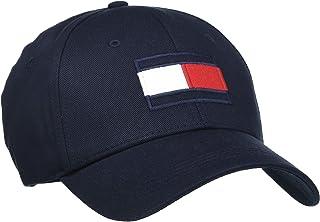 Tommy Hilfiger Big Flag Cap Gorro/Sombrero, Blue, OS para Hombre