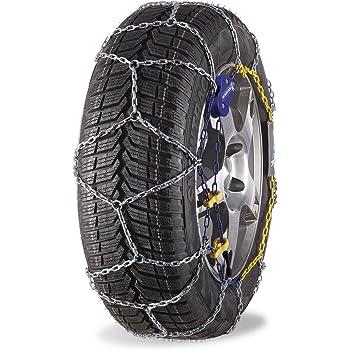 Thule Schneeketten E12 Für 16 Zoll Reifen Mit Eine Kettenstärke Von 12 Mm 195 45 R16 Auto