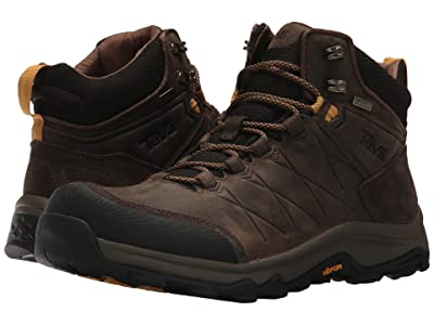 Teva Arrowood Riva Mid WP (Turkish Coffee) Men