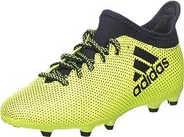 X 17.3 FG J J, Chaussures de Football garçon