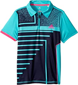Tennis Seasonal Polo (Little Kids/Big Kids)