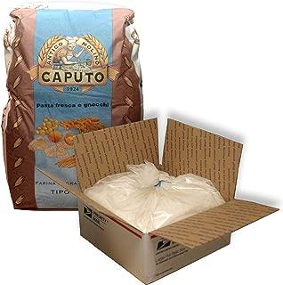 Antimo Caputo 00 Pasta & Gnocchi Flour – 9 Lb Repack