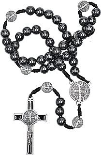 Hematite Rosary - Made in Brazil