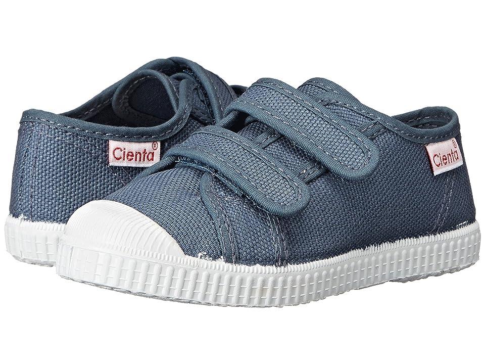 Cienta Kids Shoes 78020 (Toddler/Little Kid/Big Kid) (Grey) Boy