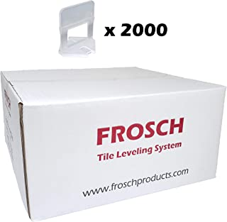Frosch Tile Leveling System - 1/16