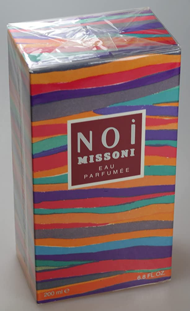 Missoni noi  splash , eau de parfum da donna 200 ml 3359993604113