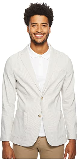 Slim Fit Linen Sport Jacket