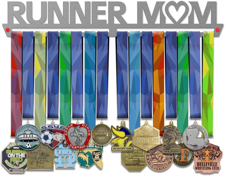 VICTORY HANGERS Runner Mom V1 Display Medal セール特価 限定タイムセール Hanger