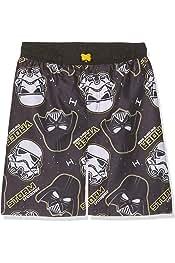 Gar/çons Nagent Shorts Star Wars Vacances Piscine Plage
