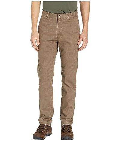 Prana Furrow Pants (Mud) Men