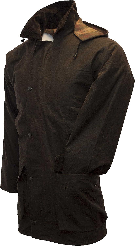 Dedication Walker Hawkes - Mens Unpadded Countrywear Jacket Hunting W Max 88% OFF Wax
