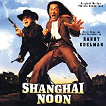 shanghai noon soundtrack